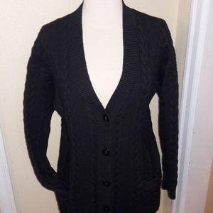 Sweaters - ESCADA Cashmere Blend Cardigan